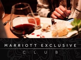 Diseño web a medida Marriott exclusive club